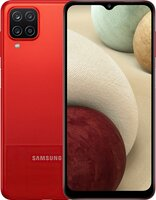 Смартфон Samsung Galaxy A12 4/64GB (A125/64) Red