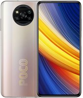 Смартфон Poco X3 Pro (M2102J20SG) 8/256Gb Metal Bronze