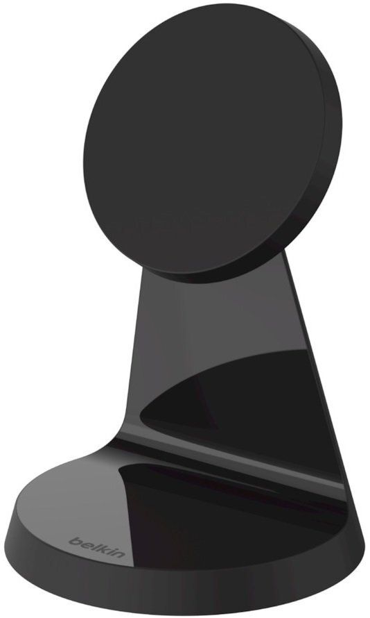Беспроводное зарядное устройство Belkin MagSafe iPhone 12 Wireless Charger Black WIB003BTBK (без ЗУ)фото