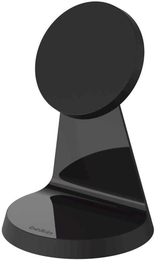 Бездротове зарядний пристрій Belkin MagSafe iPhone 12 Wireless Charger Black WIB003BTBK (без ЗУ)фото