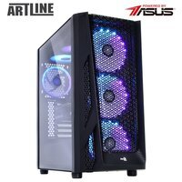 Системный блок ARTLINE Overlord X98 v40 (X98v40)
