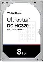 "Жесткий диск WD Ultrastar 3.5"" SATA 3.0 8TB 7200 256MB DC HC320 (HUS728T8TALE6L1) (0B36410)"