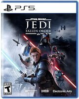 Игра Star Wars Jedi: Fallen Order (PS5,Русская версия)