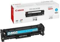Картридж лазерный Canon 718 LBP-7200/MF-8330/8350 cyan (2661B002)