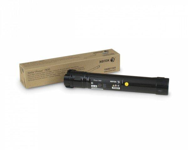 Купить Картриджи к лазерной технике, Тонер-картридж лазерный Xerox PH7800 Black, Max (106R01573)
