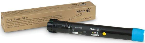 Купить Картриджи к лазерной технике, Тонер-картридж лазерный Xerox PH7800 Cyan, Max (106R01570)