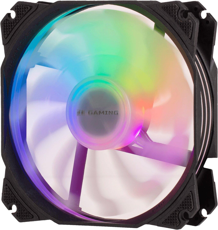 Вентилятор для корпуса 2E GAMING AIR COOL (ACF120PW-RGB) (2E-ACF120PW-RGB)фото