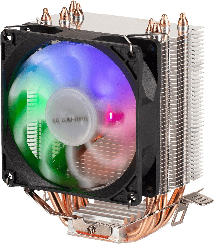Процессорный кулер 2E GAMING AIR COOL (AC90D4) (2E-AC90D4-RGB) фото