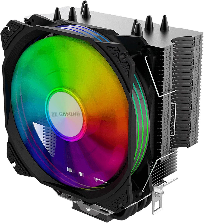 Процесорний кулер 2E GAMING AIR COOL (AC120D4) (2E-AC120D4-ARGB)фото