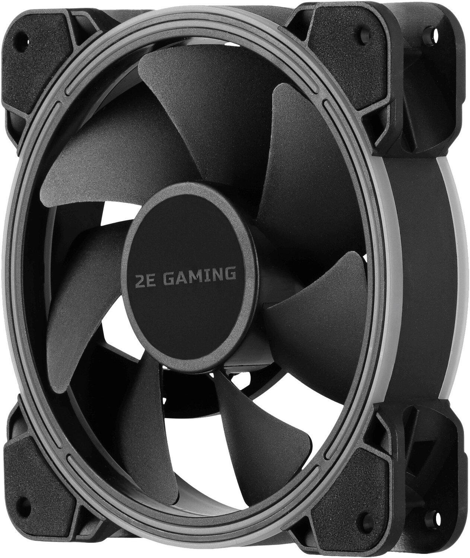 Вентилятор для корпуса 2E GAMING AIR COOL (ACF120B) (2E-ACF120B)фото