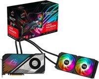Відеокарта ASUS Radeon RX 6900 XT 16GB DDR6 (STRIX-LC-RX6900XT-T16G-G)