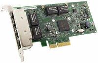 Сетевая карта Dell EMC Broadcom 5719 Quad Port 1GbE BASE-T Adapter, PCIe Low Profile (540-BBDF)