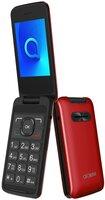 Мобильный телефон Alcatel 3025 Metallic Red