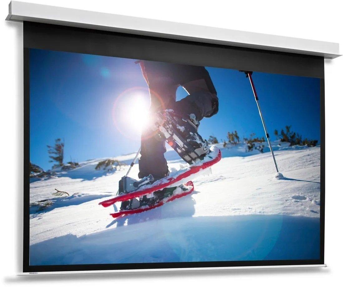 Моторизированный экран Projecta DescenderPro 184x320 см, MW (10104769) фото