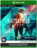 Игра Battlefield 2042 (Xbox One, Русские субтитры)