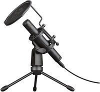 Микрофон Trust GXT 241 Velica USB Black (24182)
