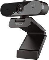 Веб-камера Trust Taxon QHD Black