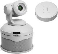 Комплект з колонкою ВКС Vaddio ConferenceSHOT AV TableMIC White (999-99950-301W)