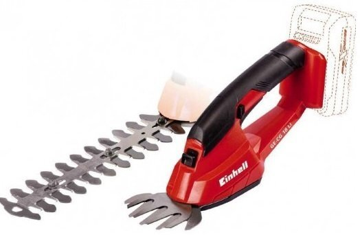 Ножницы для травы Einhell GE-CG 18/100 Li-Solo (3410313) фото