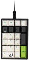 Игровая клавиатура Varmilo VA21M Panda, Cherry MX Blue (VA21MC2N/LLPANDV)