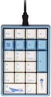 Игровая клавиатура Varmilo VA21M Sea Melody, Cherry MX Brown (VA21MN2N/LBPE7HV)