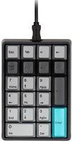 Игровая клавиатура Varmilo VA21M Moonlight, Cherry MX Red (VA21MR2N/LLPN2W)