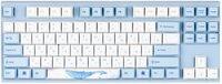Игровая клавиатура Varmilo MA87M Sea Melody, EC Sakura V2 (MA87MO2W/WBPE7HR)