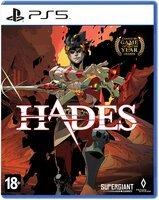 Игра Hades (PS5, Русская версия)