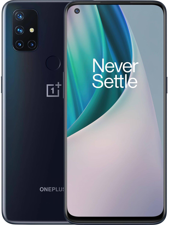 Смартфон OnePlus Nord N10 5G BE2029 6/128Gb Midnight Ice фото 1