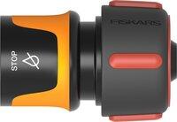 """Коннектор для шланга с автостопом 19мм (3/4"""") Fiskars Watering, 11,6 см, 30г"""