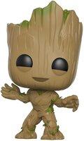 Коллекционная фигурка Funko POP! Bobble Marvel Guardians Of The Galaxy 2 Groot (FUN1115)