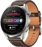 Смарт-годинник Huawei Watch 3 Pro Classic Titanium