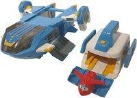 Игровой набор Super Wings Air Moving Base, Воздушная База, свет, звук