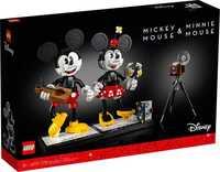 Конструктор LEGO Disney Микки Маус и Минни Маус 43179