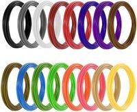 Набор нитей Dewang PLA для 3D ручки 20 цветов (D_PLA_20)
