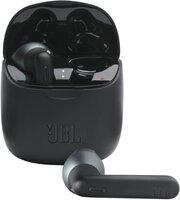 Наушники Bluetooth JBL T225 True Wireless Black (JBLT225TWSBLK)