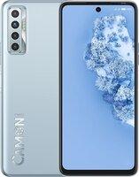 Смартфон TECNO Camon 17P (CG7n) 6/128Gb Frost Silver