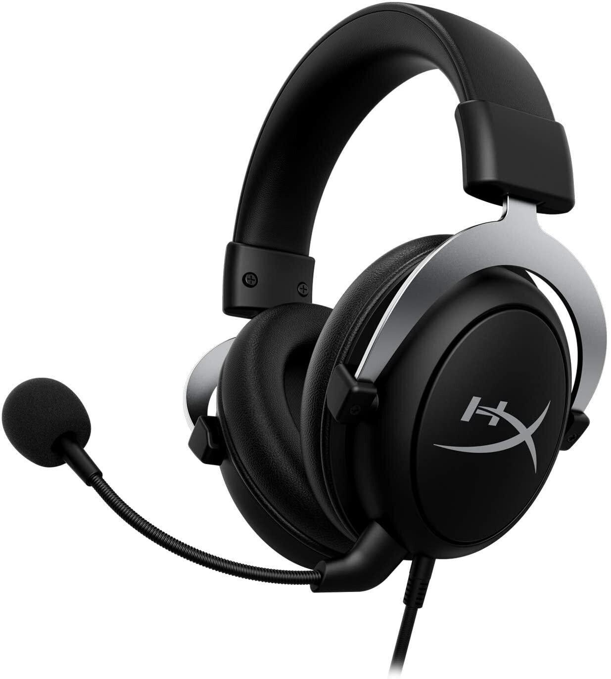 Игровая гарнитура HyperX CloudX для Xbox (HHSC2-CG-SL/G) фото