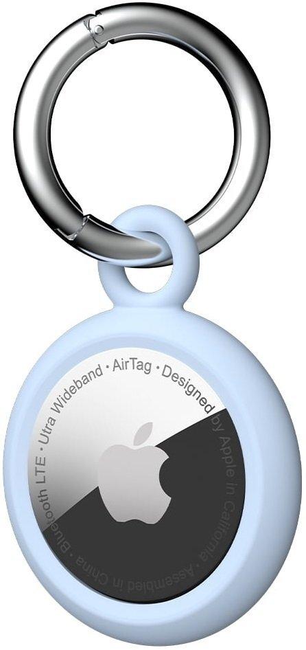Держатель UAG для Apple AirTags Dot Keychain Soft Blue (16320V315151) фото
