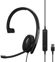 Игровая гарнитура Sennheiser ADAPT 130 II Mono USB