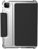 "Чехол UAG для iPad Air 10.9"" (2021)/iPad Pro 11"" (2021) Lucent Black/Ice (12299N314043)"