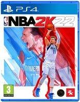 Игра NBA 2K22 (PS4, Английский язык)