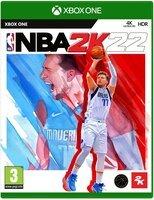 Игра NBA 2K22 (Xbox One, Английский язык)