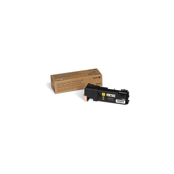 Купить Картриджи к лазерной технике, Тонер-картридж лазерный Xerox PH6500/WC6505 Yellow, Max (106R01603)