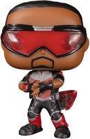 Коллекционная фигурка Funko POP! Bobble Marvel The Falcon and Winter Soldier Falcon (Funko )