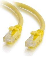 Патч-корд Cat5e C2G 1.5 м желтый (CG83242)