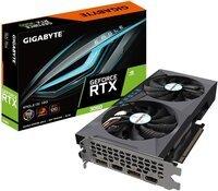 Видеокарта GIGABYTE GeForce RTX3060 12GB GDDR6 EAGLE OC LHR (GV-N3060EAGLEOC-12GD2.0)