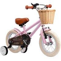 Детский велосипед Miqilong RM Розовый 12` ATW-RM12-PINK