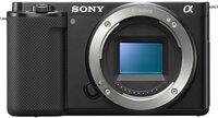 Фотоаппарат SONY ZV-E10 body Black (ILCZVE10B.CEC)