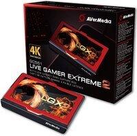 Устройство захвата видео AVerMedia Live Gamer Extreme 2 GC551 Black (61GC5510A0AP)